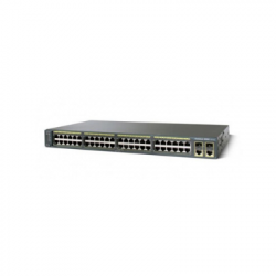 Cisco Catalyst 2960 48-Port Fast Ethernet Switch WS-C2960+48TC-L