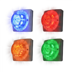 Algo 8138 SIP Multi-Color Strobe Light