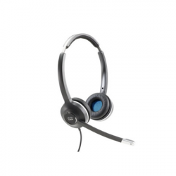 Cisco CP-HS-W-532-RJ Binaural Wired Headset