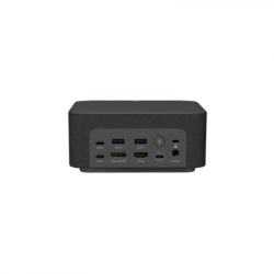 Logitech Dock All-in-one Control Station UC in Graphite 986-000025
