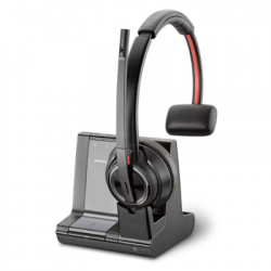 Plantronics Savi 8210 Mono Headset, Microsoft 207322-01