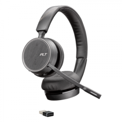 Plantronics Voyager 4220 UC Dual USB-A Headset (211996-01)