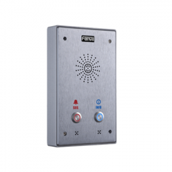 Fanvil i12 Economic Intercom dual buttons I12-02P
