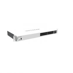 Netgear GC728X Insight Managed 28-Port Gigabit Ethernet Smart Cloud Switch with 2 SFP and 2 SFP+ Fiber Ports