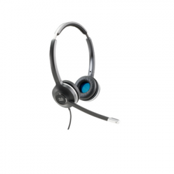 Cisco Headset 532 Wired Dual ear USB Headset (CP-HS-W-532-USBA=)