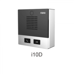Fanvil I10D SIP Mini Audio Intercom Two Buttons