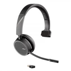 Plantronics Voyager 4200 UC Mono USB-A Bluetooth Headset (211317-01)