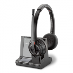 Plantronics Savi 8220 Dual Headset, 207325-01