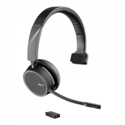 Plantronics Voyager 4210 UC Mono USB-C Headset (211317-102)