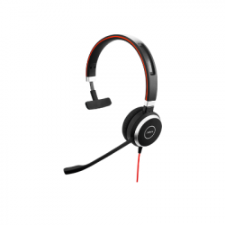 Jabra Evolve 40 MS Mono Corded 3.5 mm Headset 6393-823-109