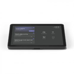 Logitech Tap IP Meeting Room Touch Controller in Graphite 952-000085