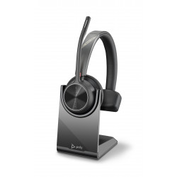 Poly Voyager 4310 Mono MS USB-A Wireless Headset w/stand 218471-02