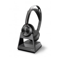 Poly Voyager Focus 2 UC USB-A Headset w/stand 213727-01