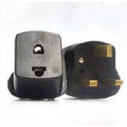 VP 9B UK Hong Kong Afghanistan Plug Adapter