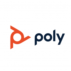 Poly Wall Mount Bracket for use with EM50