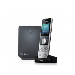 Refresh Yealink W60P DECT Package IP Phone System (Refresh)