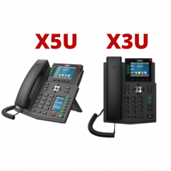 Fanvil X5U and X3U Bundle