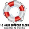Sangoma 10 Hour Support Block (SVCS-PS10)
