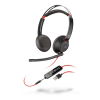 Plantronics Blackwire 5210 USB Binaural Headset 207576-01