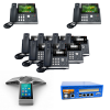 RenegadePBX Mini Appliance Bundle with Yealink T42S T48S and CP960 Complete SMB Solution