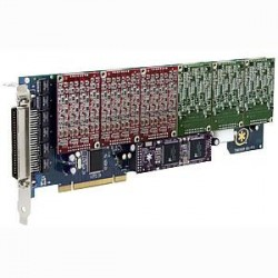 Digium TDM2406E 24 Port 0-FXS/24-FXO PCI Card with EC