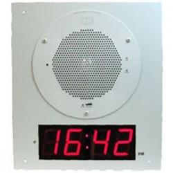 CyberData Flush Mount Clock Kit 011106