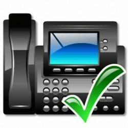 Test VoIP Phone