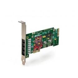 Sangoma A20200E  4 FXS PCIe Analog Card