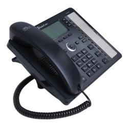 Audiocodes 430HD SIP IP Phone with External Power Supply (Black)