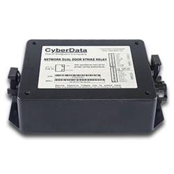 CyberData 011375 Networked Dual Door Strike Relay