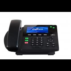 Digium D60 2-line IP Phone 1TELD060LF