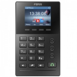 Fanvil X2P Professional Call Center Phone with PoE and Color Display