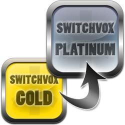 Switchvox 100 User Gold >Platinum Upg 1SWXG2PSUB100