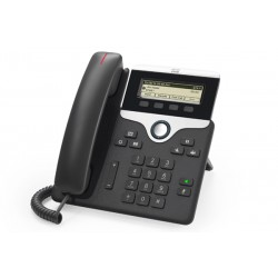 Cisco IP Phone 7811-3PCC  with 1 Line and Open-SIP (CP-7811-3PCC-K9= )