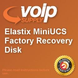 Elastix MiniUCS Recovery Drive