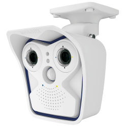 Mobotix M15 Allround Dual Weatherproof Thermal Camera