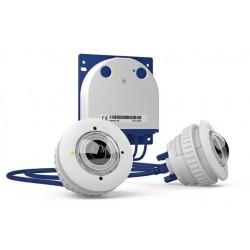 Mobotix S15 Dual FlexMount Hemispheric Weatherproof Camera