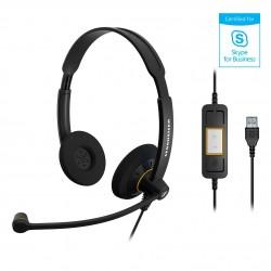 Sennheiser SC 60 USB ML Duo Headset (504547)