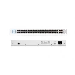 Ubiquity Unifi Gigabit 48 Port Switch with PoE (US-48-500W)