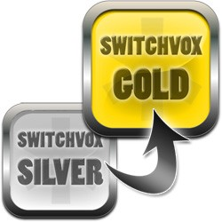 Switchvox Silver to Gold Upg 1SWXS2GSUB1