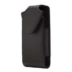 Spectralink PIVOT case, black, holster style (ACA87305)