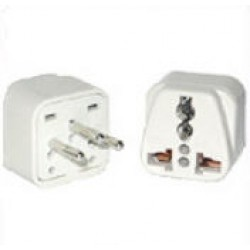 VoIP Supply VP111 Universal Switzerland Plug Adapter