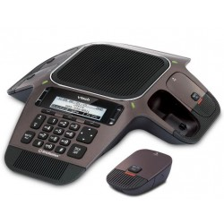 VTech ErisStation SIP Conference Phone with Wireless Mics