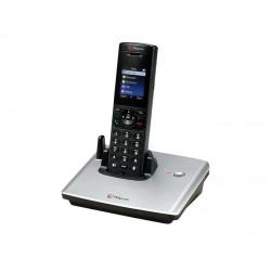 Polycom VVX D60 Wireless Handset (AC) with Base Station 2200-17823-001