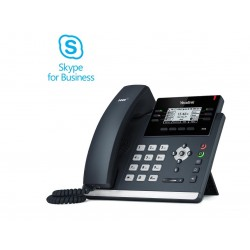 Yealink T41S-SFB SIP Phone- Skype For Business Edition (T41S-SFB)