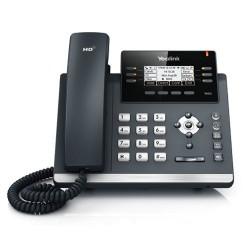 Yealink T42G  3-Line VoIP Gigabit Phone