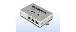 CyberData 011258 2 Port PoE Gigabit Switch