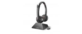 Plantronics Savi 8220 UC Stereo Microsoft Headset 209214-01