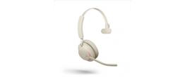 Jabra Evolve2 65 USB-C UC Mono Headset Beige