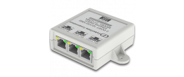 CyberData 011236 3 Port Gigabit Ethernet Switch